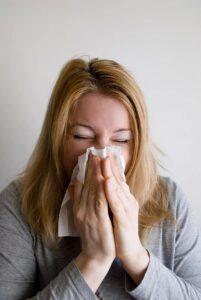 Les manifestations allergiques dues aux acariens